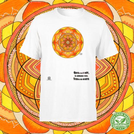 TERRA SU MONTE tshirt-mandaching organic unisex